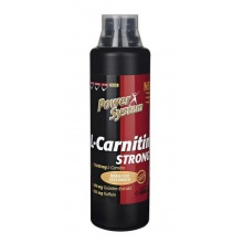 Power System L-carnitine Strong 72000мг 500мл