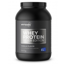 Протеин Strimex Whey Protein Silver Edition 900 гр