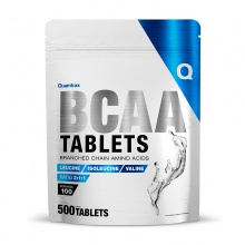 БЦАА Quamtrax Nutrition BCAA 1000 Tablets 500таб