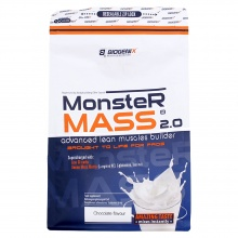 Гейнер Biogenix MonsteR Mass 2.0 1000 гр bag