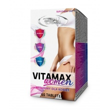 Витамины Real Pharm Vitamax Women 60 таблеток