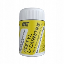 Л-Карнитин Muscle Care Acetyl Carnitine  500 мг 90 таблеток